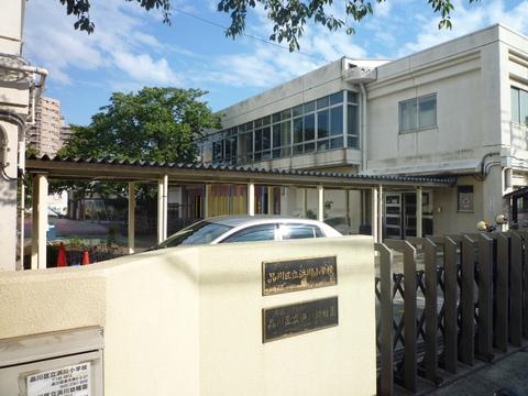 浜川小学校(約160m)
