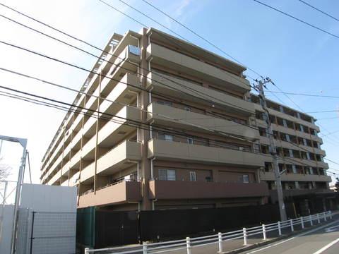 クレストフォルム横浜鶴見ディアガーデン