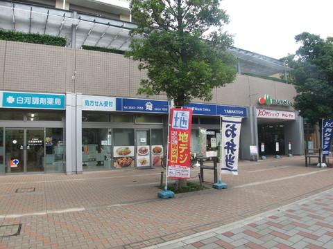 1F商業施設