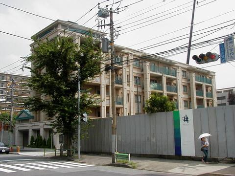 豊洲ガーデンハウス
