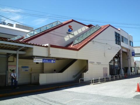「上星川」駅