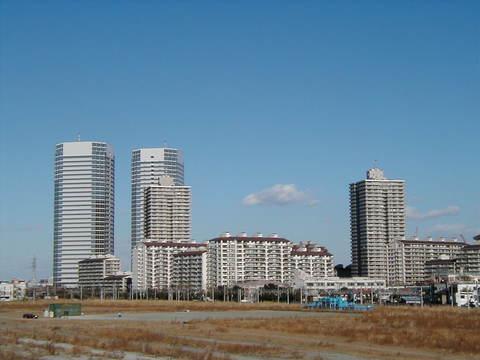 パークシティ新川崎 西ニ番街