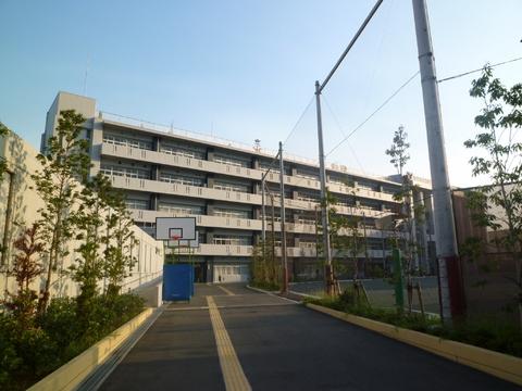 羽田中学校 約850m