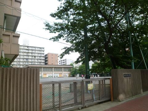 蒔田公園パインマンション 日枝小学校