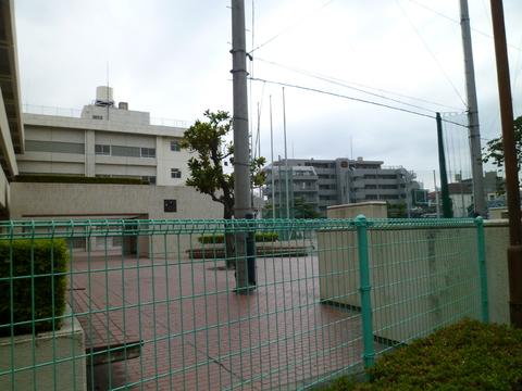 蒔田公園パインマンション 共進中学校