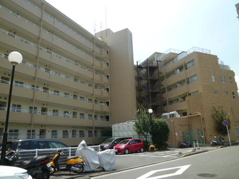 新横浜ハイツ