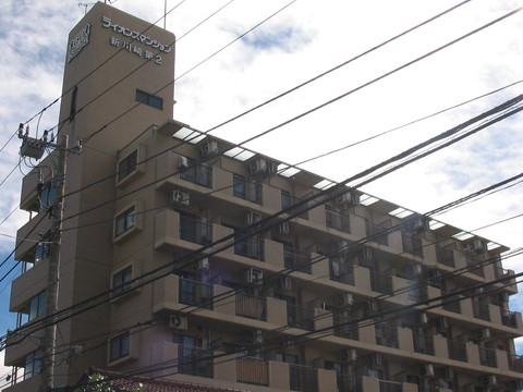 ライオンズマンション新川崎第2