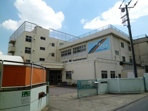 東調布第一小学校(約650m)