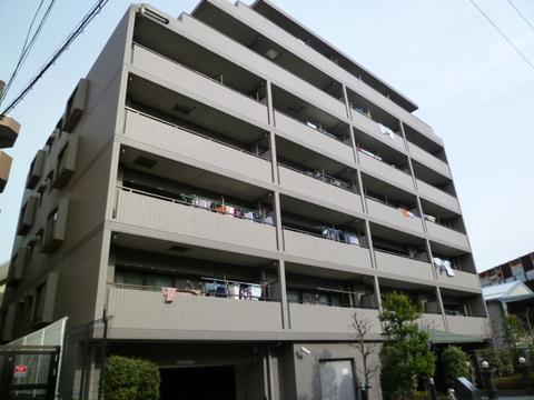 クレストフォルム武蔵新城サウスステージ