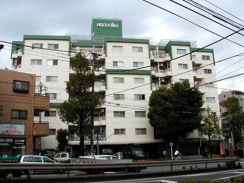 パロス大倉山