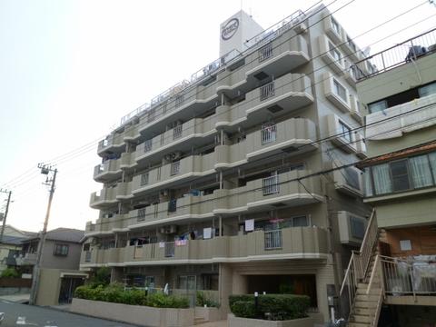 川崎第2ダイアモンドマンション