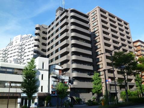 コスモ川崎駅前通り