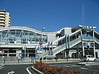 JR赤塚駅