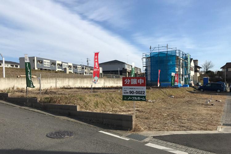ノーブルガーデン平井Ⅱ期 11区画