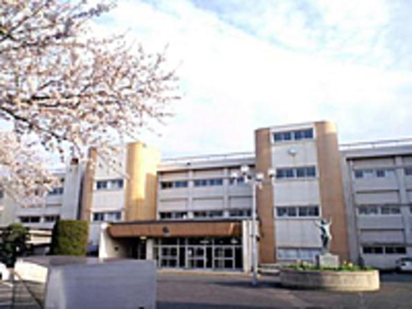 勝田第三中学校