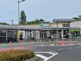 常陸多賀駅