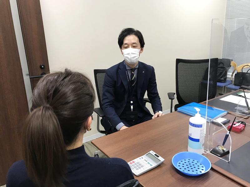 【実家近くへの引っ越しを考えて始めた売却活動】~一括査定サイトで申し込みましたが、素早く対応してくれ資料も送ってくれたのは、東宝ハウス品川:永田さんでした。~
