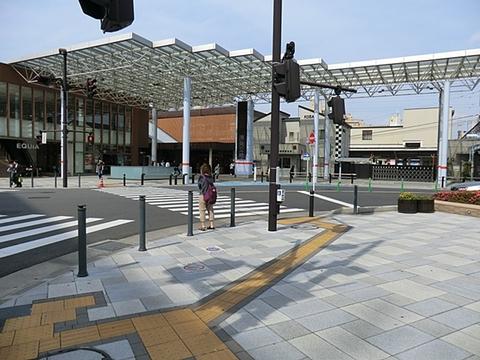 東武東上線「朝霞」駅