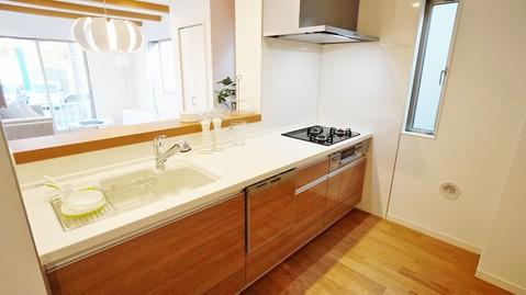 食洗機付き!使いやすいキッチン