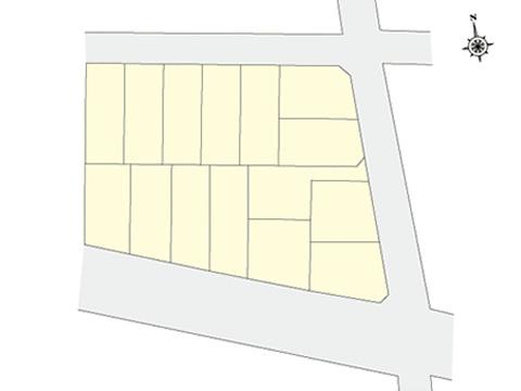 フェニーチェガーデン南福島駅前《建築条件付宅地》