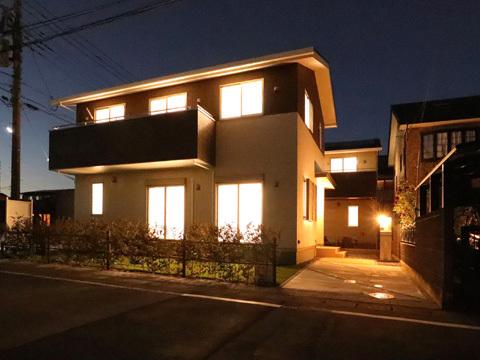 ナイス パワーホーム東貝沢町スクエアコート《新築戸建》
