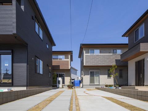 ナイス パワーホーム西塚町パークフィールド《建築条件付宅地》