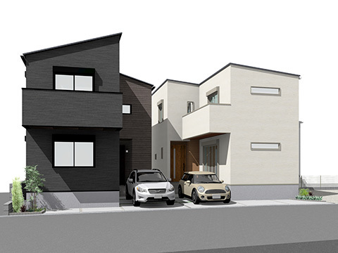 東寺尾中台プロジェクト(仮称)《新築戸建》