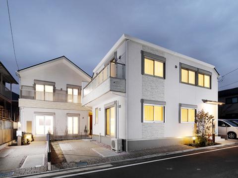 ナイス パワーホーム横浜寺尾ブライトコート《新築戸建》