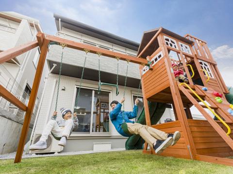 ナイス パワーホーム荏田南かがやきの街《建築条件付宅地分譲》