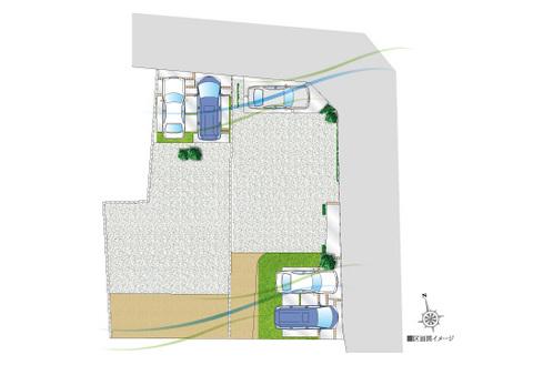 ナイス パワーホーム平芝町3丁目II《建築条件付宅地》