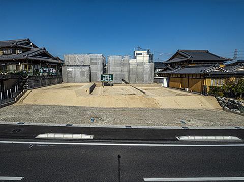 ナイス パワーホーム京町ヒルズコート《建築条件付宅地》