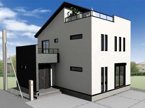 ナイス パワーホーム平松本町ブリーズガーデン《建築条件付宅地》